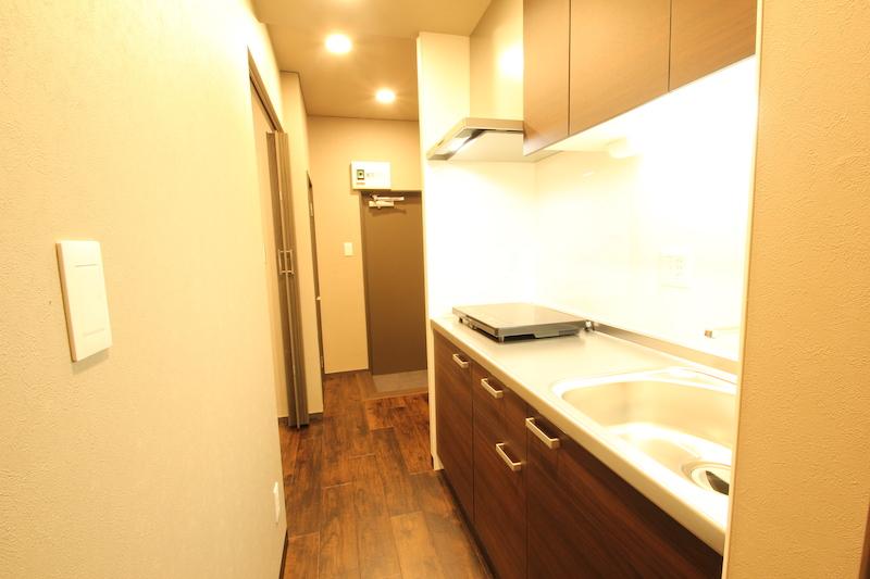 古い木造アパート(賃貸)S様203号室のリノベーション(大田区)