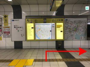 志茂駅からの行き方 最短ルート(コンフォートスペース志茂)
